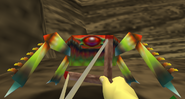 Fairy Slingshot (First-Person View)