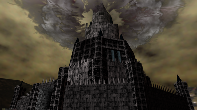 File:Ganon's Castle (Ocarina of Time).png