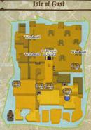 Isle of Gust Map