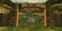 Kakariko Graveyard