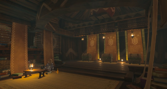 File:Breath of the Wild Shops (Mini-Games) Treasure Chest Shop (Lurelin Village).png
