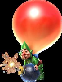 Tingle Balloon (Hyrule Warriors)