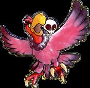 Evil Eagle Artwork