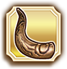 File:Hyrule Warriors Materials Ganon's Fang (Gold Material).png