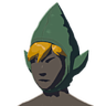 File:Breath of the Wild Fairy Clothes (Tingle's Outfit) Tingle's Hood (Icon).png