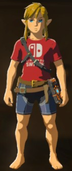 File:Breath of the Wild Armor Nintendo Switch Shirt (DLC Armor).png