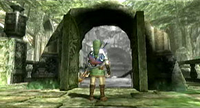 Door of Time (Twilight Princess)