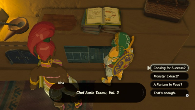 File:Breath of the Wild Cook Books Chef Aurie Taamu, Vol 2.png