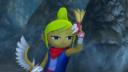 Hyrule Warriors Cutlass Regal Cutlass (Victory Cutscene)