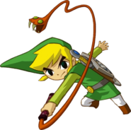 Link Using Whip