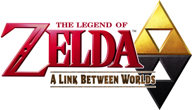 File:The Legend of Zelda - A Link Between Worlds (logo).png