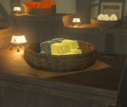 Breath of the Wild Cooking Ingredients (Butter) Goat Butter (High Spirits Produce)