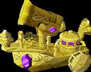 Golden (Ship Set)