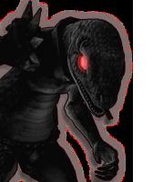 File:Hyrule Warriors Lizalfos Dark Lizalfos (Dialog Box Portrait).png