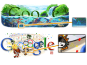 Triforce Google Doodles
