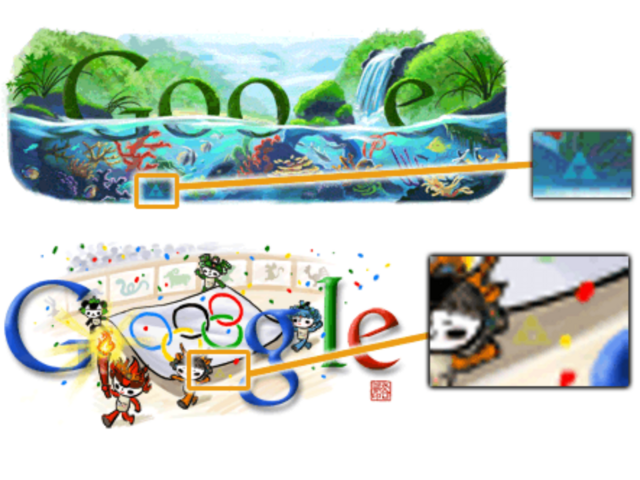 File:Triforce Google Doodles.png