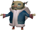 The Wind Waker Figurine Zunari (Render).png