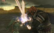 Link vs. Ganondorf (Twilight Princess)