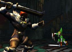 Link vs. Ganondorf (Space World 2000)