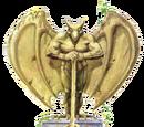 Drachenstatue