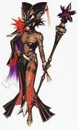 Hyrule Warriors Artwork Cia (Concept Art)