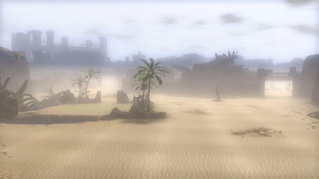File:Hyrule Warriors Locations Gerudo Desert (North Oasis).png