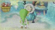 Link and Aroo