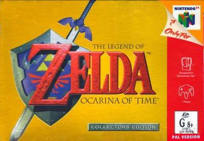 File:The Legend of Zelda - Ocarina of Time (Australia).png