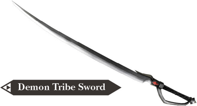 File:Hyrule Warriors Demon Blade Demon Tribe Sword (Render).png