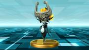 Super Smash Bros. for Wii U Twilight Princess Midna (Twilight Princess) Midna (Trophy)