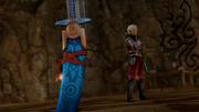 Hyrule Warriors Rock Sirloin Chief's Room (Victory Cutscene GB)