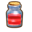 Hyrule Warriors Potions Red Potion (Level 1 Potion)