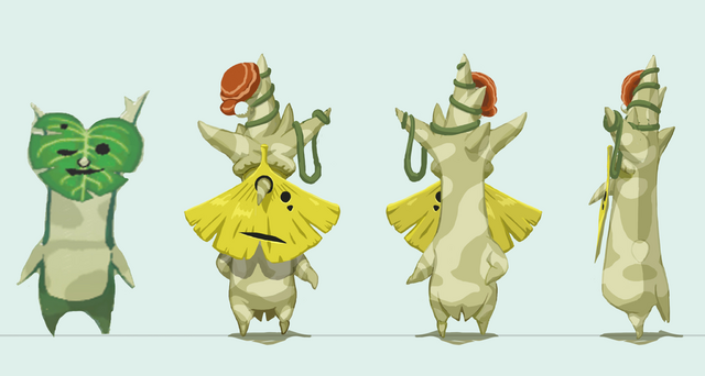 File:BotW Korok Concept Artwork.png