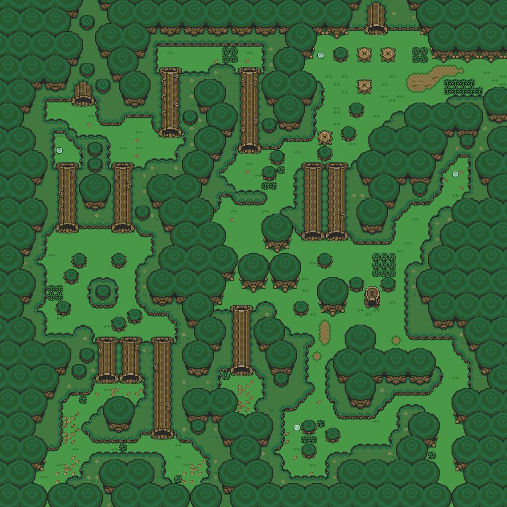 lost woods zeldapedia fandom powered by wikia