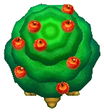 A Link Between Worlds Apples Apple Tree (Streetpass Tree)