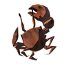 File:Breath of the Wild Roasted Seafood Blackened Crab (Icon).png