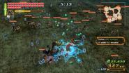 Hyrule Warriors Magic Circle Lana's Spear