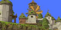 Windfall Island