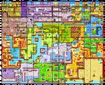 Holodrum Coordinate Map