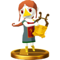 Super Smash Bros. for Wii U Sage of Earth Medli (The Wind Waker) Medli (Trophy).png