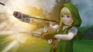 Hyrule Warriors Crossbows Hylian Crossbows (Victory Cutscene)