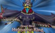 Hyrule Warriors Legends Helmaroc King Great Bird Helmaroc King (Battle Intro)