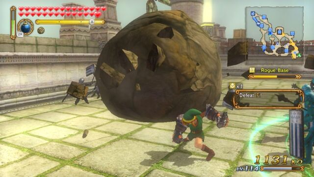 File:Hyrule Warriors Classic Link Power Gauntlets Boulder Smashing Punch (Boulder Regular Attack) WVW69iaqg-cpVEmcyP.jpg