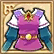 Hyrule Warriors Legends Fairy Clothing Royal Tunic - Pink (Top).png