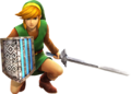 Hyrule Warriors Link Classic Tunic (DLC Costume)