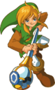 Link and the Rod of Seasons