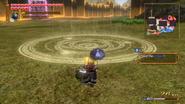 Hyrule Warriors Parasol Magic Circle
