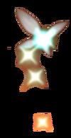Super Smash Bros. Brawl Taunt Link's Fairy Companion (Render)