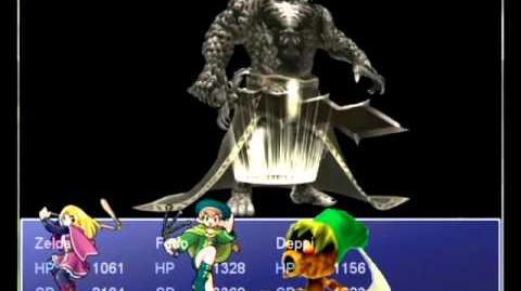 The Legend of Zelda RPG Trailer