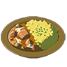 Breath of the Wild Food Dish (Curry) Poultry Curry (Icon).png